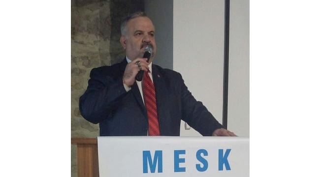 Diriliş Eğitim-Sen Mehmet Nuri Kaynar