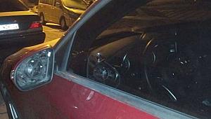 Ayna hırsızları Güngören  Gece kartalların pençesinden kurtulamadı