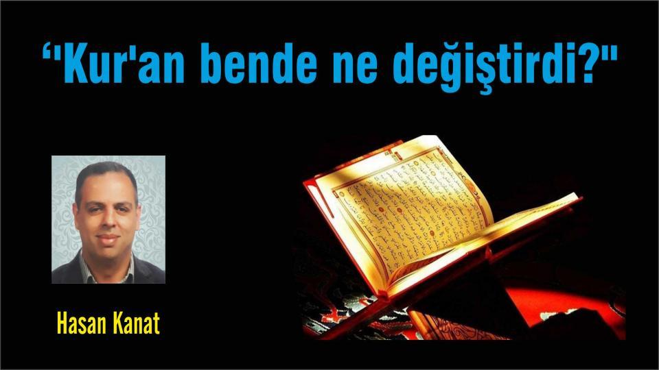 ''Kur'an bende ne değiştirdi?'' Yarışması Başladı