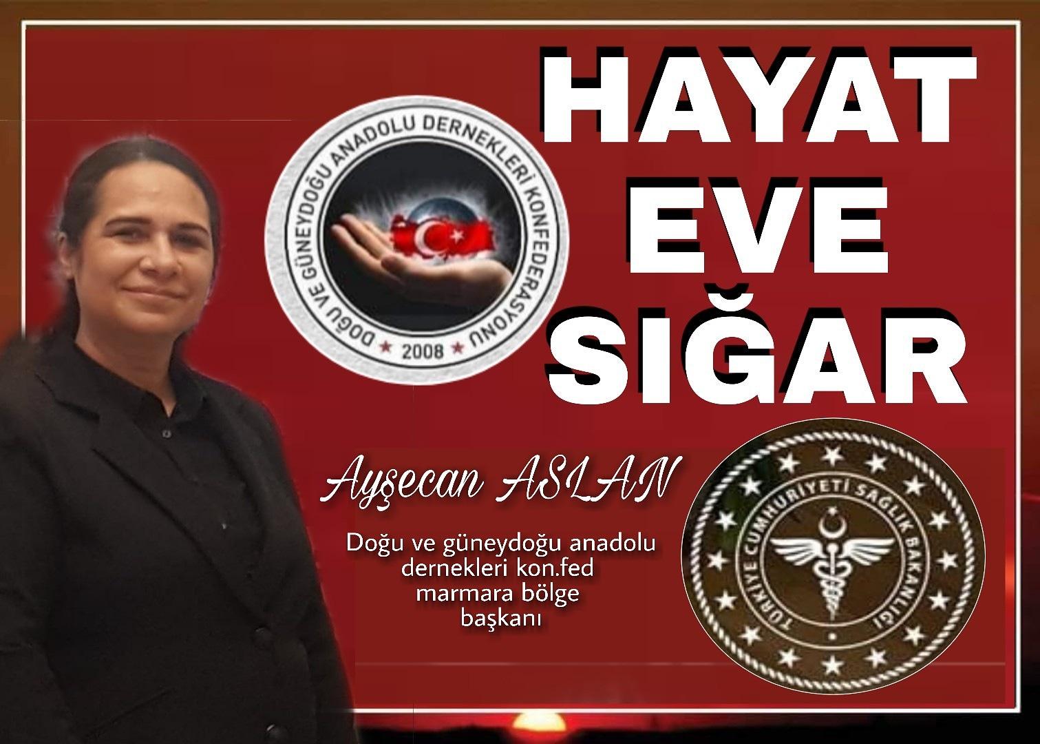 Ayşecan Aslan ; Lütfen Dikkat! Birlik Olma Günü