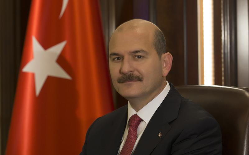 Bakanımız Sn. Süleyman Soylu'nun 19 Mayıs Atatürk'ü Anma, Gençlik ve Spor Bayramı Mesajı