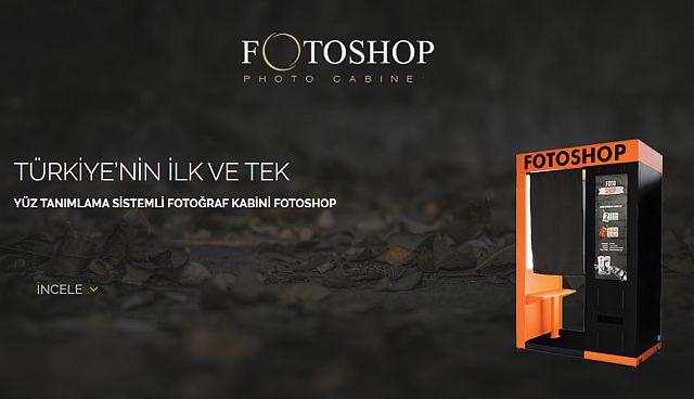Türkiye'de bir ilk, Kendini Dezenfekte Eden Fotoshop Fotoğraf Otomatları