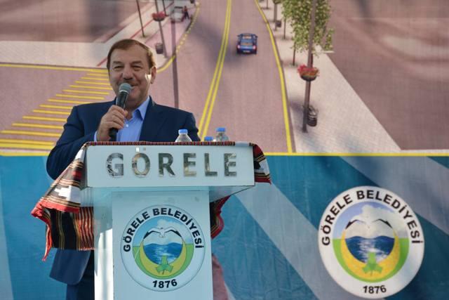 Başkan Kadıoğlu'ndan Karadeniz'e yardım  eli
