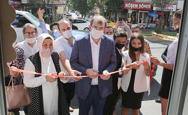 Efe Ağız Ve Diş Sağlığı Polikliniği dualarla kapılarını açtı