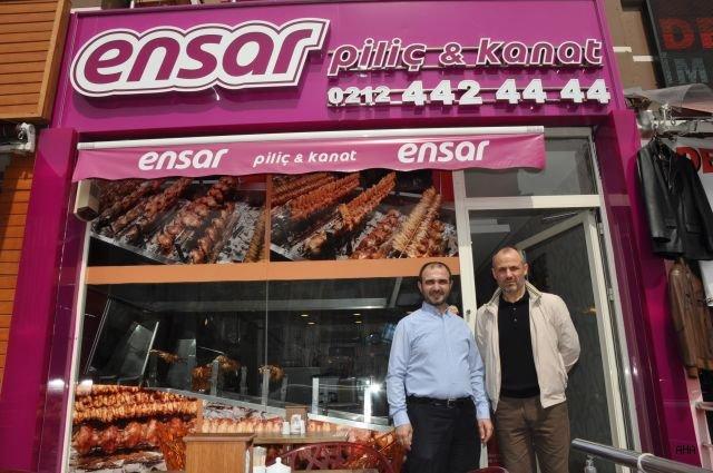 Ensar restaurantları Bahçelievler'de 5. cisini açtı