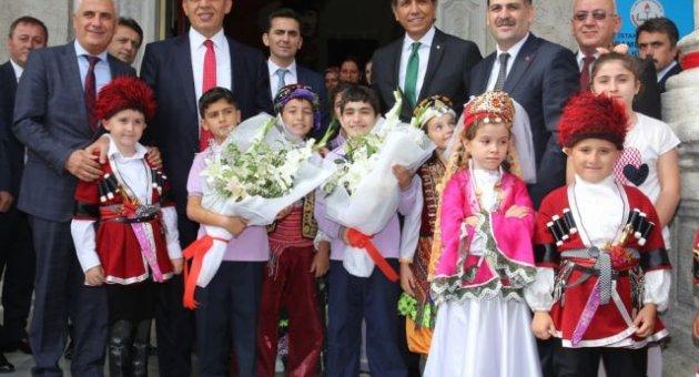 """FATİH'TE ENGELLİ ÖĞRENCİLER İÇİN """"ÖZEL EĞİTİM SINIFLARI"""" AÇILDI"""