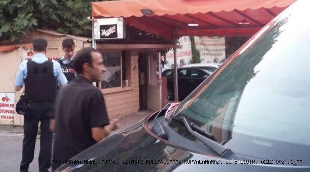 Otoparkta silahlı saldırı 2 kişi yaralı