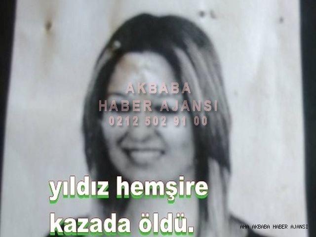 Trabzonlu Hemşire Yasemin Yazıcı Feci Kazada Can Verdi