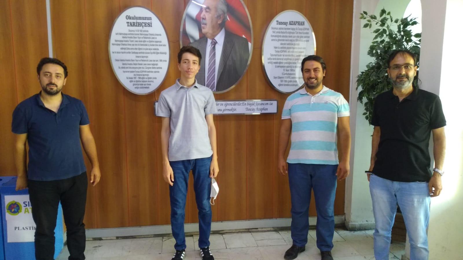 Tuncay Azaphan'ın dönem birincisi İlker Eraslan hedefe kilitlendi