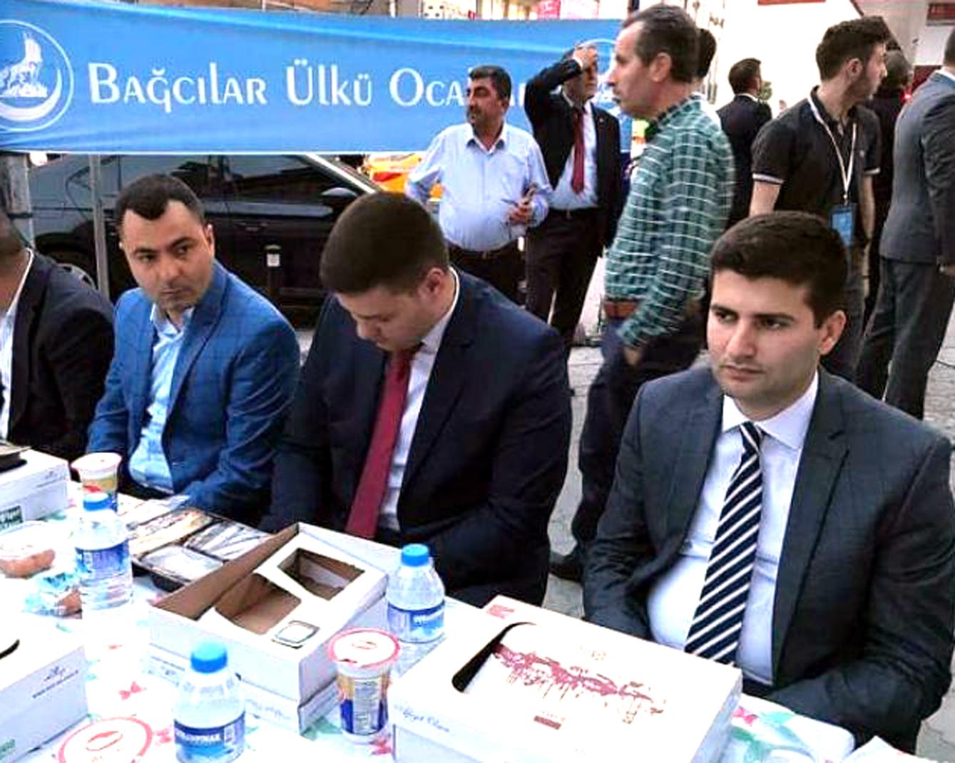 Ülkü Ocaklarının teşkilatları Ömer Şanlı'dan sorulacak