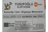 Yusufoğlu Elektronik