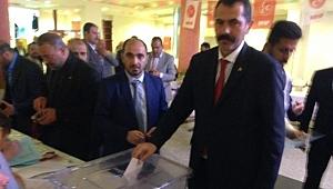 Fatih MHP İlçe Başkanlığına Sertel Selim Seçildi