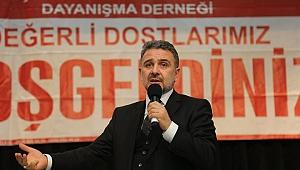 Esenyurt Belediye Başkanı Alatepe: Dokunmadığımız kalp bırakmayacağız