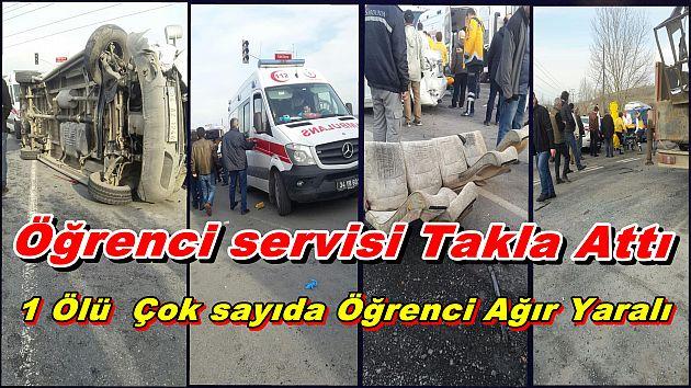 Arnavutköy'de Katliam Gibi Kaza 1 ölü Çok Sayıda Yaralı Var