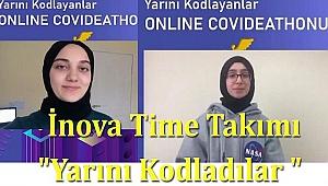 Ferhat Öztürk ;  İnova Time Takımımız