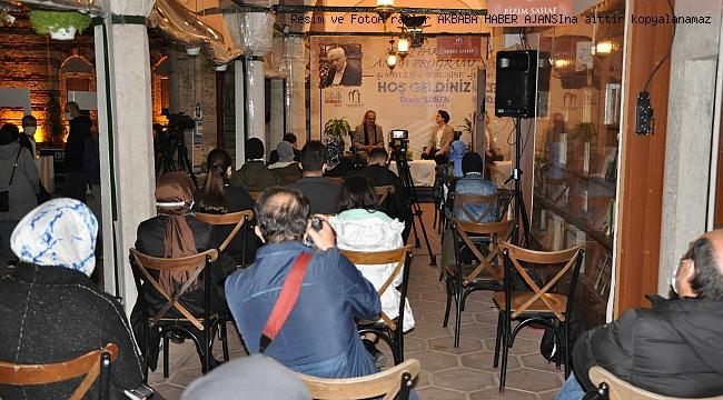 """""""Kudüs Şairi"""" Nuri Pakdil, Vefatının 1. Yılında Eyüpsultan'da Anıldı"""