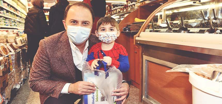 Mehmet Murat Çalık'tan Yeni Yıl Muhtar Esnaf Ziyareti