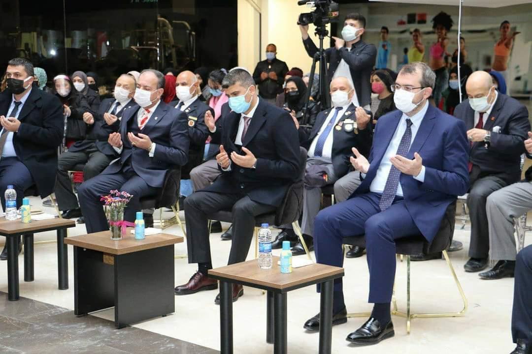 Güngören Park AVM 18 Mart Çanakkale Zaferi ve Şehitleri Anma Gününe ev sahipliği yaptı