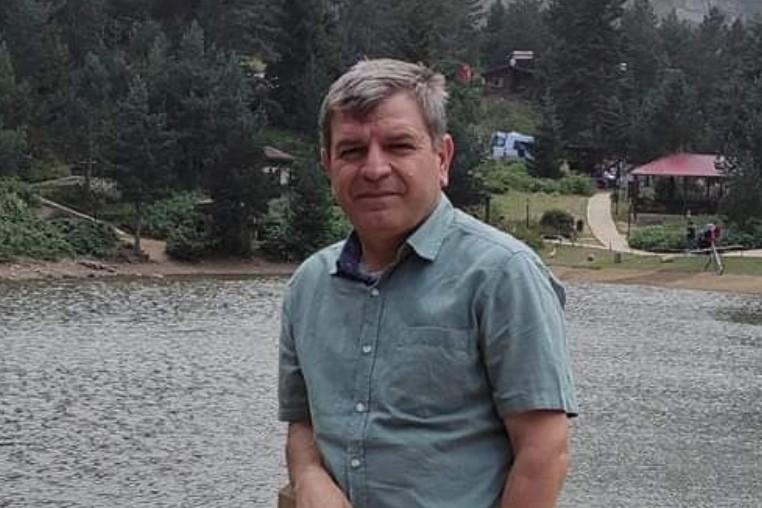 Kadir Şahin'ın hayat arkadaşı hayatını kaybetti