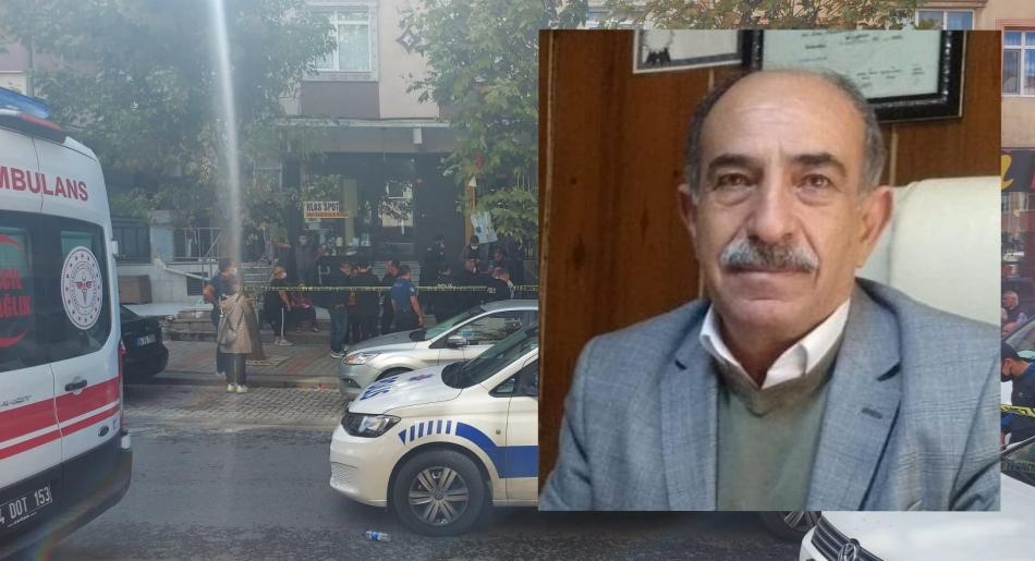Belediye meclis üyesi Ali Rıza Önderoğlu elim olayda hayatını kaybetti