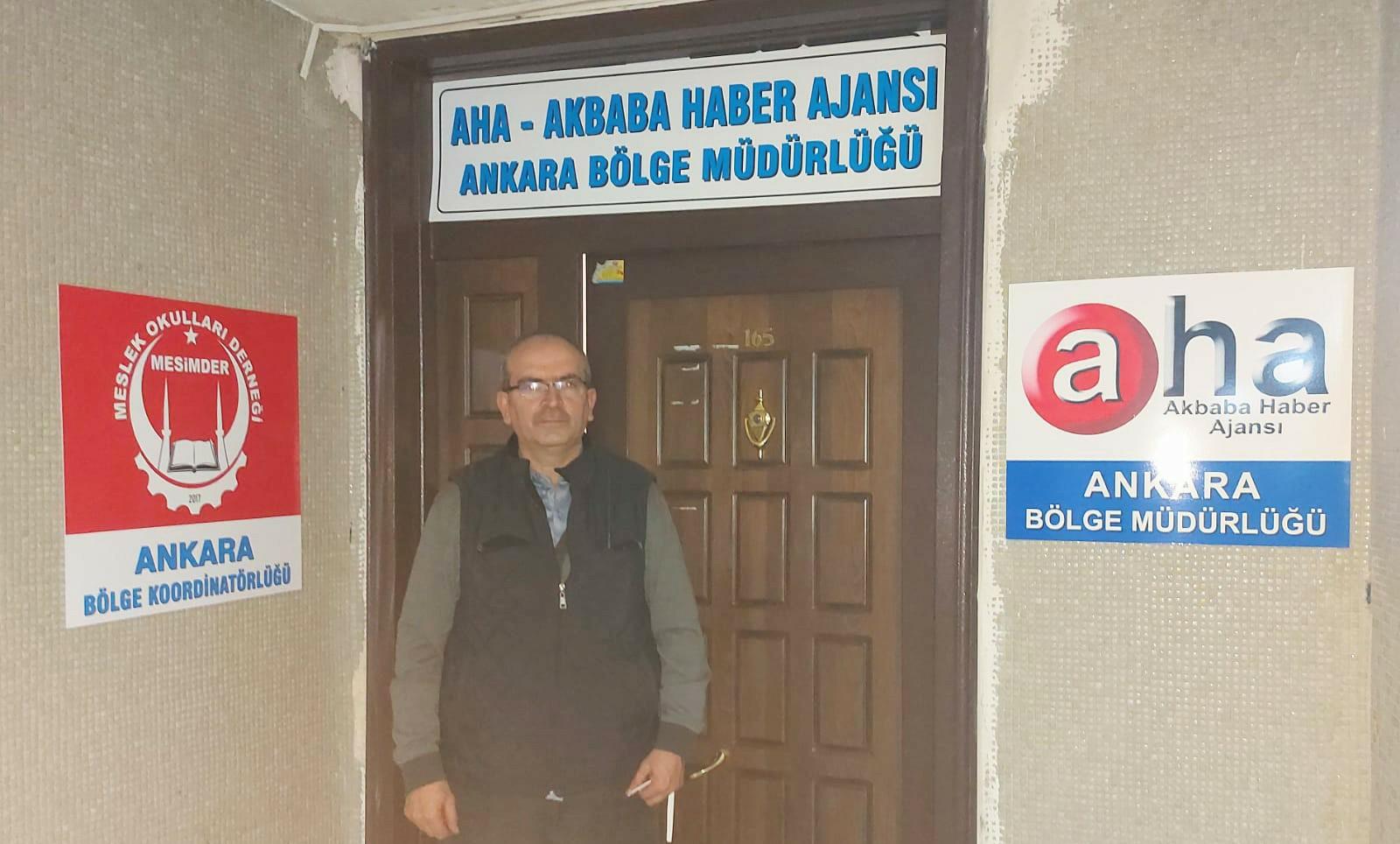 Akbaba Haber Ajansı Ankara bölge müdürlüğünü kendi mülkünde kapılarını açtı