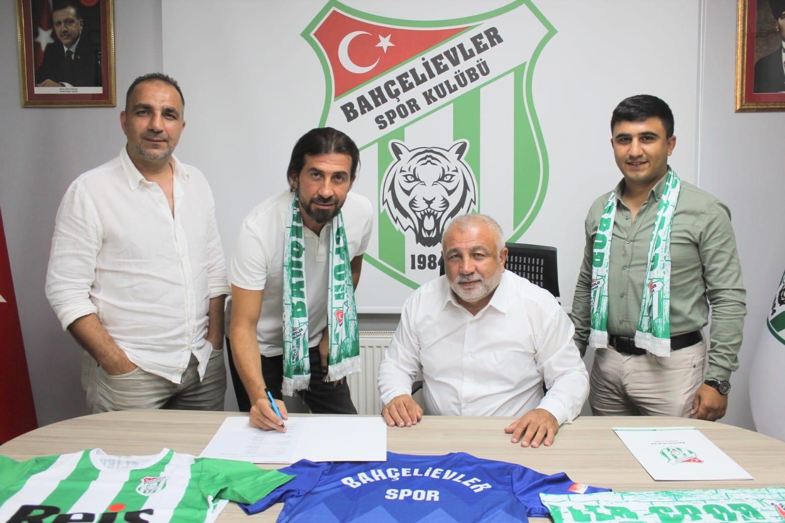 Teknik adam Serdar Hoşhan, Bahçelievlerspor'a EVET dedi.
