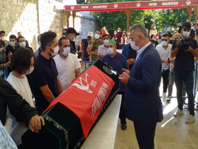Davasının Adamı Mehmet Ali Tekin Tekbir sesleri, dualarla hakka uğurlandı