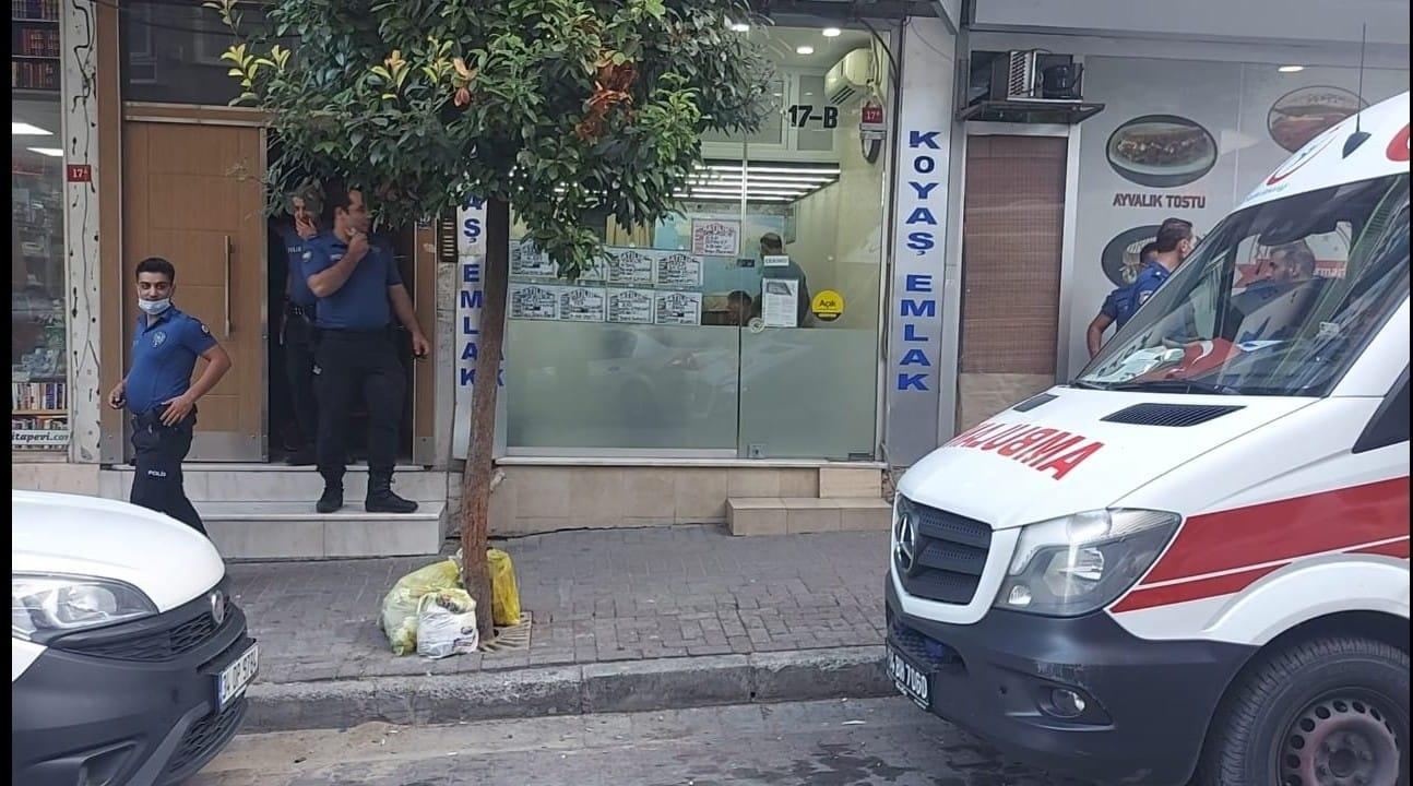 Güngören'de Genç kızın aşk krizi polisi ve ambulansı alarma geçirdi