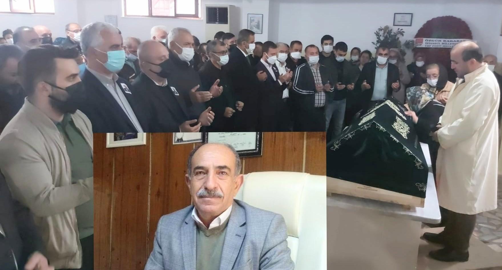 Gönüllerin Adamı Ali Rıza Önderoğlu dualarla Hakka uğurlandı