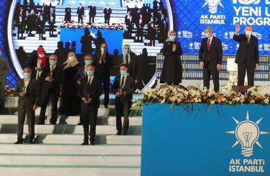 Güngören Ak Parti Osman Ünüvar ve ekibiyle gurur duyuyor