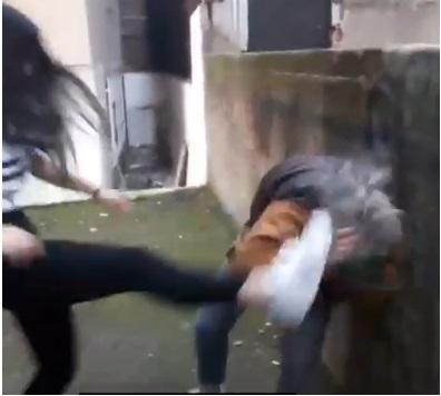 Güngören Kızlar Çetesi, Kızlara terör estiriyor