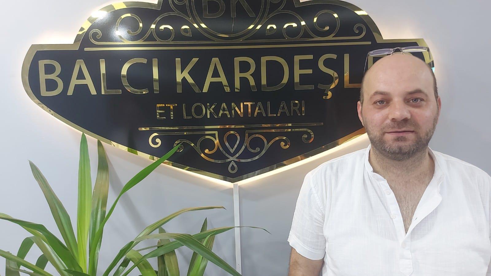 Güngören restaurantlar ve Lokantacılar Derneği için Yunus Balcı BİSMİLLAH dedi.