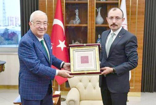 İki Güngören'li Ankara'da kıskandırdı