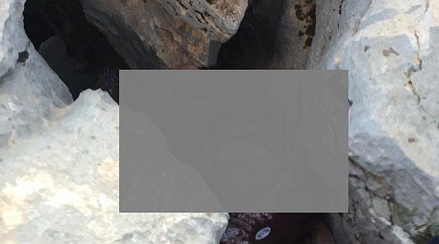 Kayalıklarda sıkışan Hanım Bağcı hastanede öldü