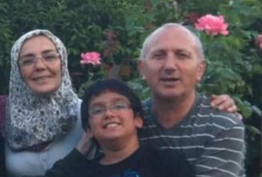 Kenan Virdil, Hayat arkadaşı Şaziye Füsun Virdil'i hakka uğurladı