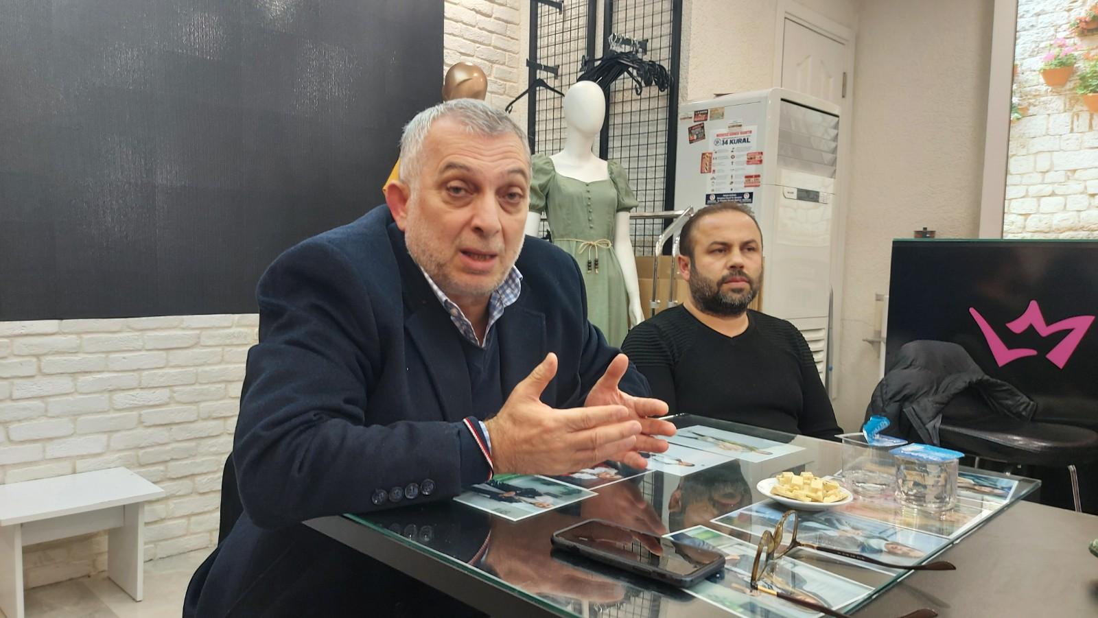 Metin Külünk Güngören Tekstil Merkezi için Serbest Bölge ruhunu işaret etti