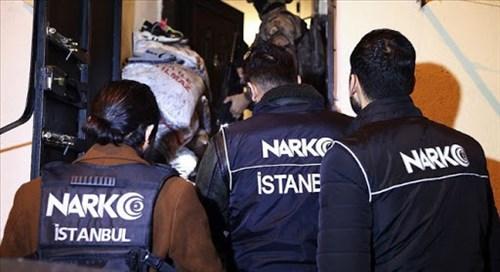 Polis Uyuşturucu satıcılarına darbe üstüne darbe vuruyor, 88 kişi gözaltı