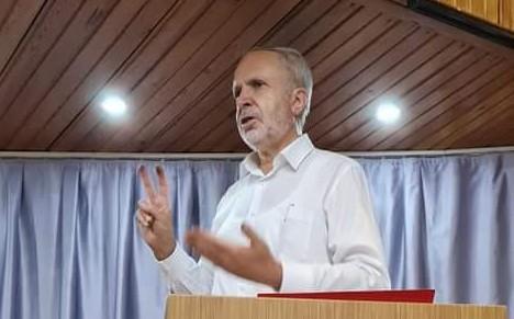 SP Yaşar Canbay Türkiye'nin 11 sorunu var, kurtuluş reçetesi Saadet Partisinde