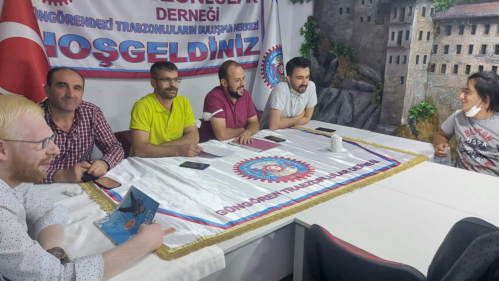 Trabzon'un gençleri hedefe kitlendi