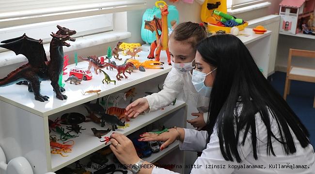 Zeytinburnu'lu çocuklar çok şanslı, çocuk gelişiminde erken müdahale dönemi başladı