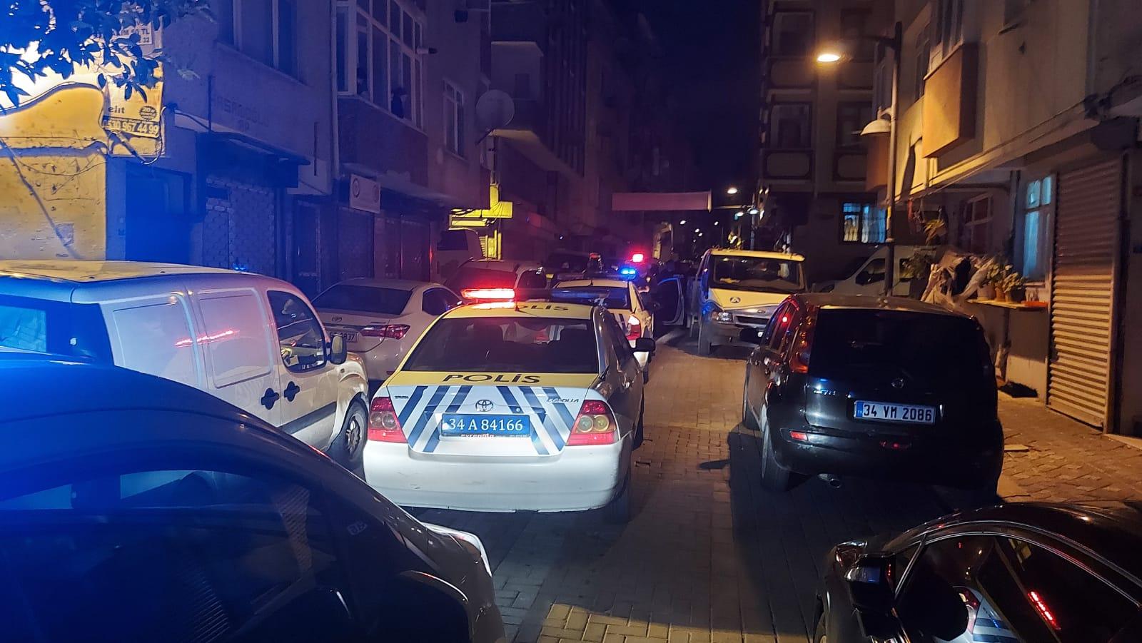 Zeytinburnu'nda Polisten kaçtılar, cezadan kurtulamadılar